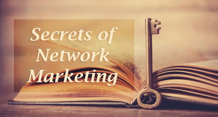 Secrets of Network Marketing