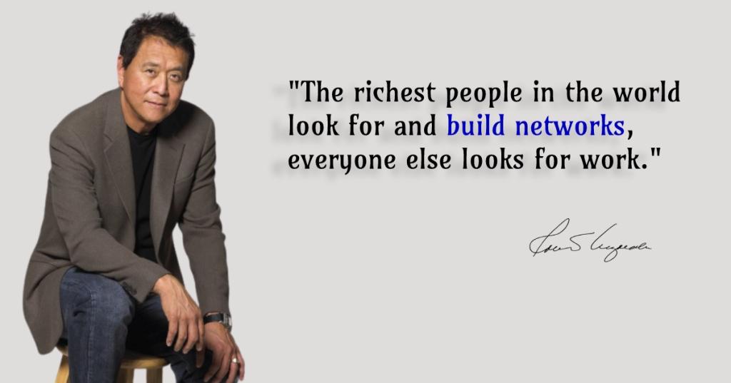 Robert Kiyosaki on network marketing